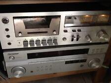 piastra deck a cassette Aiwa AD-6350 buone condizioni