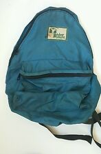 VTG Outdoor Products Backpack Pack Tear Drop USA Camping Day Hiking BLUE BLACK