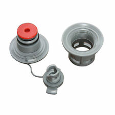 Halkey-Roberts(HR) Air Valve For Inflatable Boat Raft Grey
