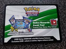 Pokemon Online TCG Mythical Pokemon Collection - Shaymin Code Card