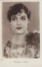 FLORENCE VIDOR Art Deco American Silent Film Actress Cinemagazine Paris