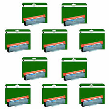 10 Black Toner Cartridges for Brother DCP-L2,600D L2520DW L2540DN non-OEM TN2320