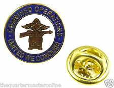 Combined Operations Lapel Pin Badge