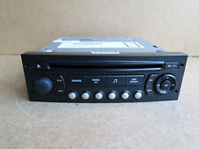 Citroen C2 C3 C4 Berlingo Radio Stereo CD Player RD4