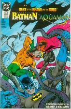 Best of Brave & Bold # 3 (of 6) (Batman & Aquaman, Neal Adams) (Estados Unidos, 1988)