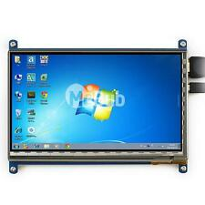 7 inch Capacitive Touch Screen HDMI LCD (C) fr Raspberry Pi/BB BLACK/PC/Systems