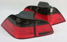 LED BAR RÜCKLEUCHTEN RÜCKLICHTER SET BMW 5er E61 04-07 KOMBI ROT RAUCH RED SMOKE