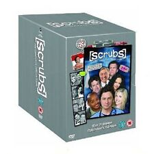 SCRUBS 1 2 3 4 5 6 7 8 9 SERIE TV COMPLETA DVD