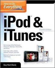 How to Do Everything with iPod And iTunes, 4th Ed.,VERYGOOD Book