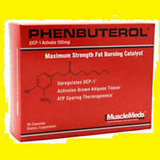 MuscleMeds  Phenbuterol Maximum Strength Fat Burning Catalyst - 30 Capsules