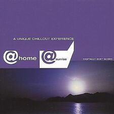 @Home @Sunrise by Various Artists (CD, Sep-2001, Moonshine Music)