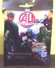 Marvel Dice Masters Age of Ultron Booster Pack Boys 14 yrs+  New 2015