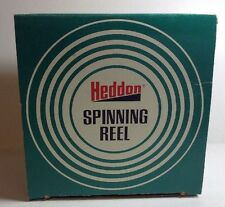 VINTAGE HEDDON SPINNING REEL BOX ~ NEW OLD STOCK