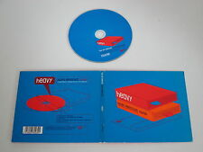 THE JON SPENCER BLUES EXPLOSION/HEAVY(CDMUTE239) CD ALBUM DIGIPAK