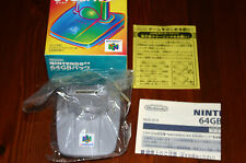 NINTENDO 64 OFFICIAL  GB PACK Pak + BOX E MANUALE ORIGINALE