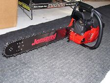 "Brand  New Jonsered  2258  Chainsaw  With 18"" Pro Bar"