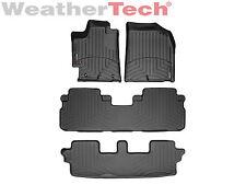 WeatherTech® Floor Mats FloorLiner - Toyota Highlander - 2008-2013 - Black