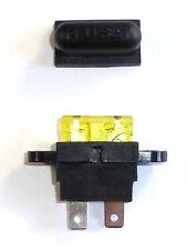Sicherungshalter für Boot, Auto, Quad etc., für Flachsicherung ATO (19mm)