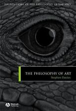 THE PHILOSOPHY OF ART NEW HARDCOVER BOOK