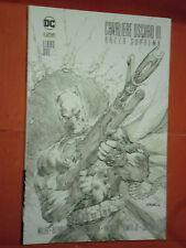 BATMAN CAVALIERE OSCURO III- razza suprema-VARIANT C- libro due 2- DC  LION-