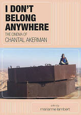 I Dont Belong Anywhere - Le cinéma de Chantal Akerman DVD, 2016