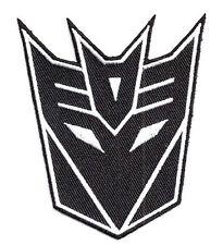 Transformers - Movie  Black Mask  -  Patch Uniform Aufnäher  zum aufbügeln neu