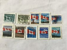Canada Stamps all different Lot 5
