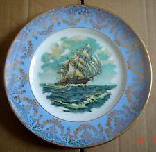 Liverpool Rd Pottery Ltd England Collectors Plate SHIP #1