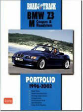 Road & Track  BMW Z3 M Coupes and Roadsters Portfolio 1996-2002