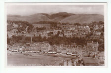 Oban Queen Of The West Highlands Real Photograph JB White 9196 Old Postcard