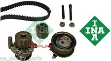 OEM INA COMPLETE TIMING BELT KIT WITH WATER PUMP VW PASSAT B5 1.9TDi AWX AVF