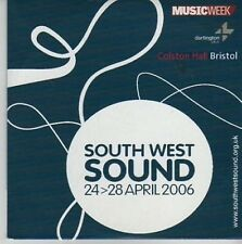 (AO239) South West Sound April 2006 - Music Week CD