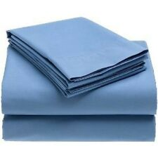 Hotel Comfort Exotic Blend Bamboo Sheet Set Soft Cozy Breeze  KING SIZE - BLUE