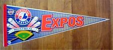 Montreal Expos Baseball Pennant 1990's Wincraft 30""