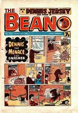 UK COMICS THE BEANO 250+ HUMOUR COMICS FROM 1980-1984 ON DVD