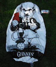 Inflatable guinness punch bop bag rare collectable beach balls