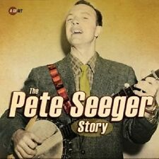 PETE SEEGER - THE PETE SEEGER STORY 4 CD NEU