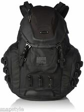 New Men's OAKLEY Kitchen Sink Backpack 34L Capacity 92060A-013 Stealth Black Bag