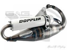Auspuff DOPPLER S3R EVO für Peugeot Buxy Speedfight Vivacity Trekker Zenith 50