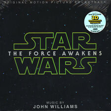 John Williams-est Star Wars: the Force Awak (vinile 2lp - 2016-EU-original)
