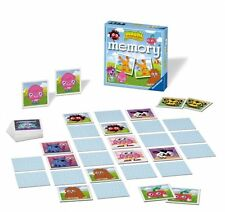 MOSHI MONSTERS MINI MEMORY GAME PUZZLE (FREE P+P)