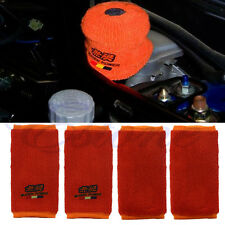 Hot 2pcs Fire Proof  Mugen Tank Reservoir Cover Socks For Honda Acura Civic JDM