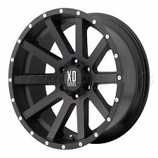 KMC XD SERIES 18 x 8 Heist Wheel Rim 6x114.3 Part # XD81888064735
