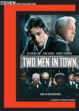Two Men in Town -NEW- DVD, Cohen Film Collection French Cinema Jose Giovanni