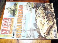 * Steel Masters HS n°32 Stalingrad Operation Blau M3 Lee Ansaldo Fiat L6/40  T70