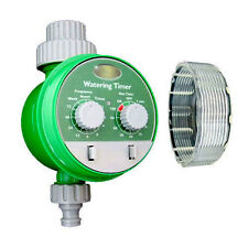 AUTOMATIC ELECTRONIC WATER GARDEN HOSE WATERING TIMER IRRIGATION SYSTEM PLANT