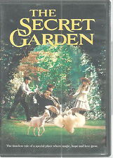 Maggie Smith Secret Garden Children's DVD 2009 Kate Maberly