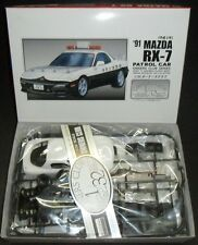 No.58 Mazda RX-7 Patrol Car '91  ARII 1/32 plastic model kit