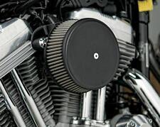 Arlen Ness Black Sucker Stage 1 Air Filter Kit Harley Davidson Twin Cam 99-13 TR