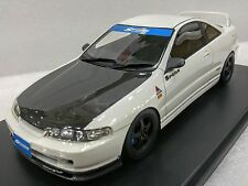 1:18 Onemodel Honda Integra DC2 Type R Spoon White Resin